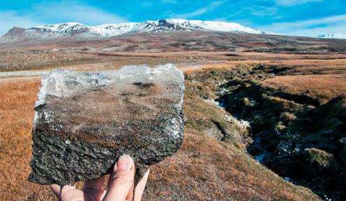 Jorden afgiver mere CO2 til atmosfæren når temperaturen stiger